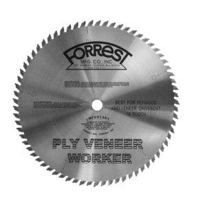 Ply Veneer Worker 70T, Full Kerf