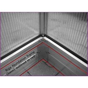 Foundation Frame for RIGA XL