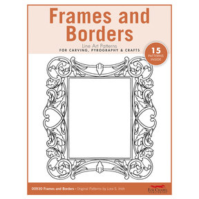 Frames and Borders Pattern Pack