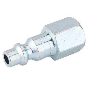 1/4-Inch Industrial Air Plug With Female 1/4-Inch NPT