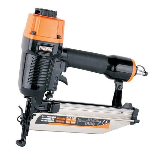"""View a Larger Image of 16 Gauge 2-1/2"""" Straight Finish Nailer, Model PFN64"""