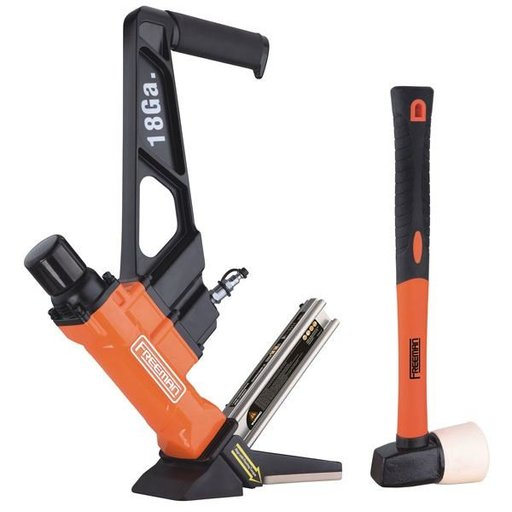 View a Larger Image of Professional 18g L Cleat Flooring Nailer, Model PF18GLCN