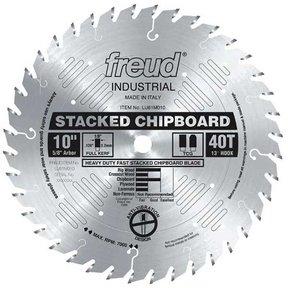 """10"""" Full Kerf Heavy Duty Stacked Chipboard Blade"""