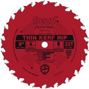 "9"" Thin Kerf Rip Blade"