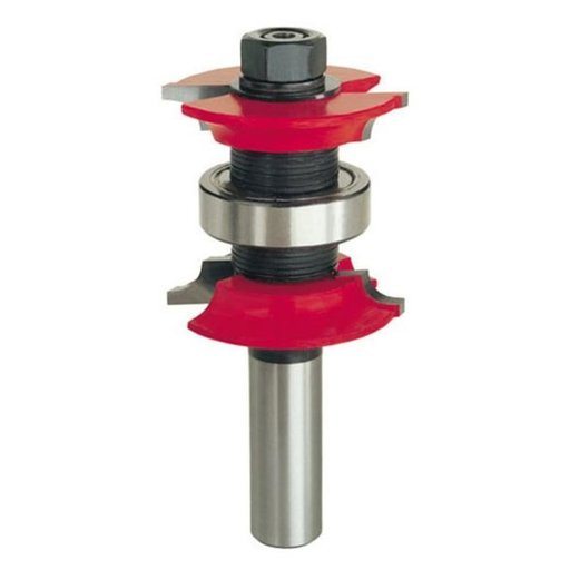 """View a Larger Image of 99-028 Variable Corner Round Router Bit 1/2"""" Shank 1-7/64"""" CL"""