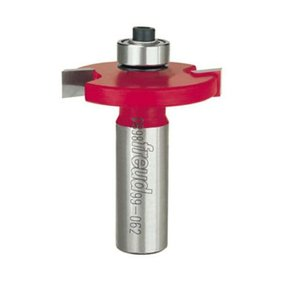 """99-062 Rail And Stile Router Bit Groove 1/2"""" Shank"""