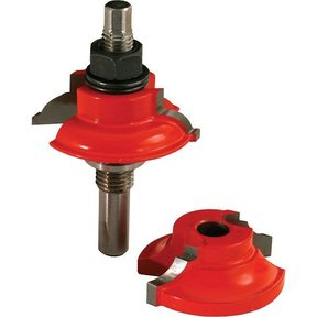 99-863 Adjustable Tenon Double-Sided Door Cutter Bead Profile Router Bit