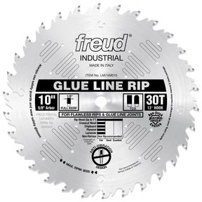 """LM74M010 Ripping Saw Blade 10"""" x 5/8"""" Bore x 30 Tooth TCG"""