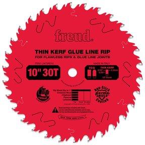 "LM75R010 Glue Line Ripping Saw Blade 10"" x 5/8"" Bore x 30 Tooth Thin Kerf"
