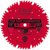 """View a Different Image of LU83R010 Finish Red Circular Saw Blade 10"""" x 5/8"""" Bore x 50 Tooth Combination Thin Kerf"""