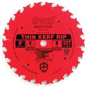 "LU87R008 Red Perma Shield Circular Saw Blade 8"" x 5/8"" Bore x 22 Tooth ATB"