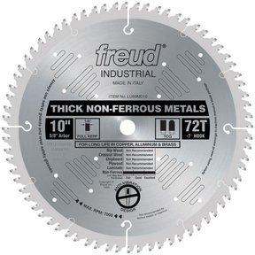"""LU89M010 Circular Saw Blade 10"""" x 5/8"""" Bore x 72 Tooth TCG"""