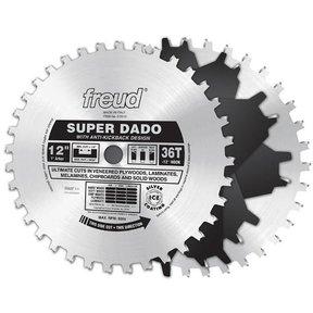 "SD512 12"" Super Dado Set 36 Teeth"