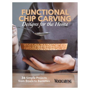 Functional Chip Carving Designs for the Home