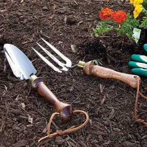 Garden Tool Handles - Downloadable Plan