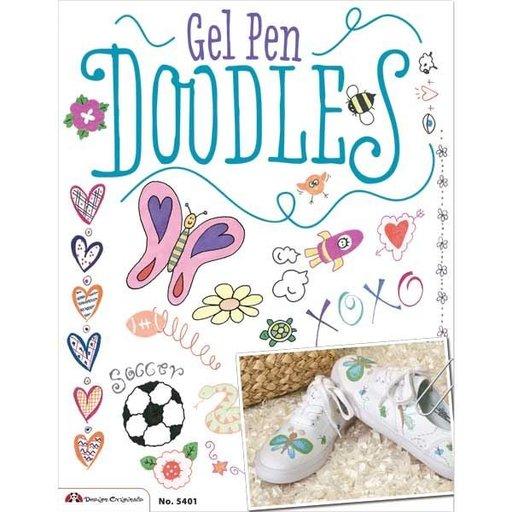 View a Larger Image of Gel Pen Doodles