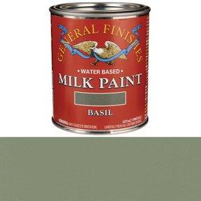 Basil Milk Paint Water Based Pint