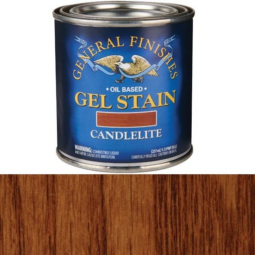 View a Larger Image of CandleliteGel Stain Solvent Based 1/2 Pint