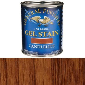 Candlelite Gel Stain Solvent Based Pint