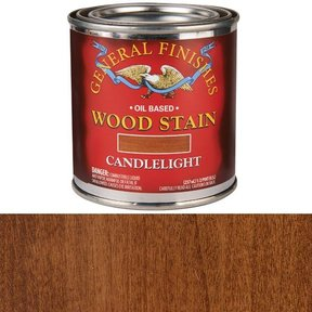Candlelite Stain Solvent Based 1/2 Pint