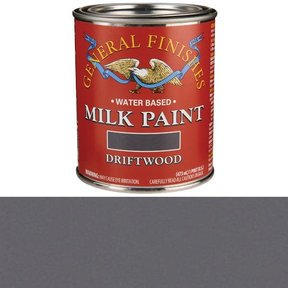 Driftwood Milk Paint Water Based Pint