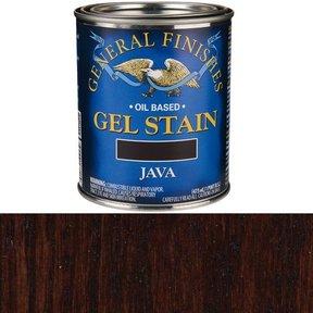 Java Gel Stain Solvent Based Pint