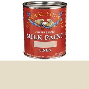 Linen Milk Paint Water Based Pint
