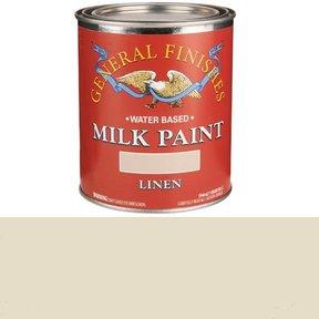 Linen Milk Paint Water Based Quart