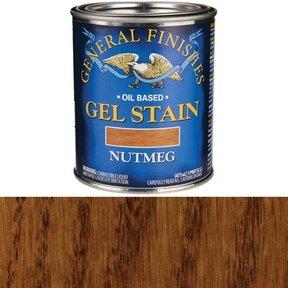 Nutmeg  Gel Stain Solvent Based Pint