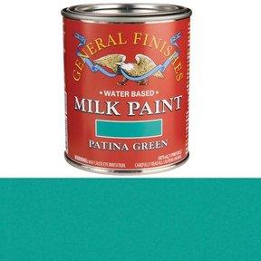 Patina Green Milk Paint Water Based Pint