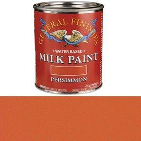 Persimmon Milk Paint Water Based Pint