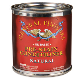 Conditioner Pre-Stain Solvent Based 1/2 Pint