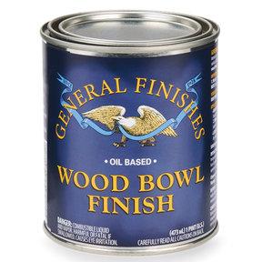 Satin Wood Bowl Varnish Solvent Based Pint