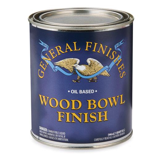 View a Larger Image of Satin Wood Bowl Varnish Solvent Based Quart
