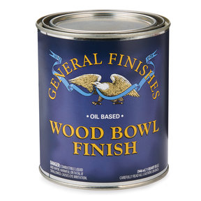 Satin Wood Bowl Varnish Solvent Based Quart