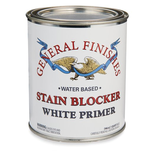 View a Larger Image of Blocker Stain Water Based Quart