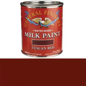 Tuscan Red Milk Paint Water Based Pint