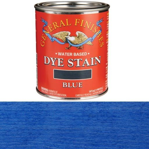 View a Larger Image of Blue Dye Water Based Pint