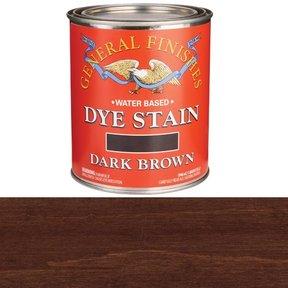 Drak Brown Dye Water Based Quart