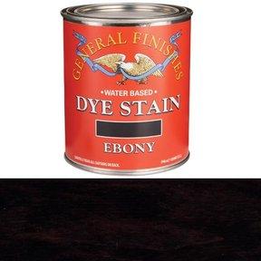 Ebony Dye Water Based Quart