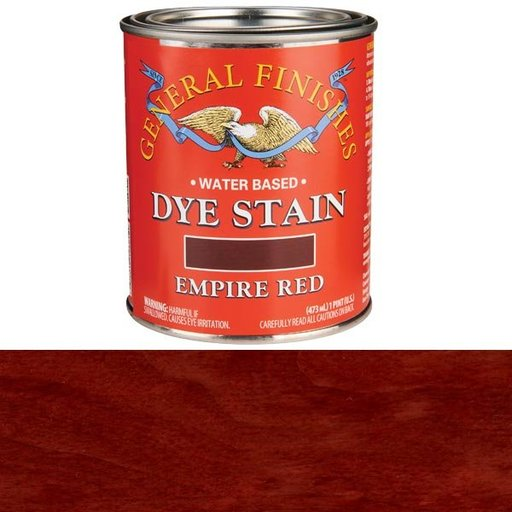 View a Larger Image of Empire Red Dye Water Based Pint