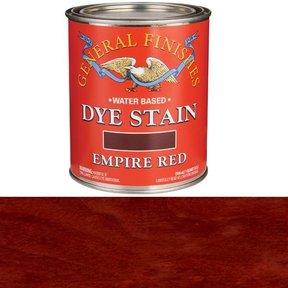 Empire Red Dye Water Based Quart