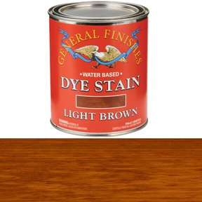 Light Brown Dye Water Based Quart