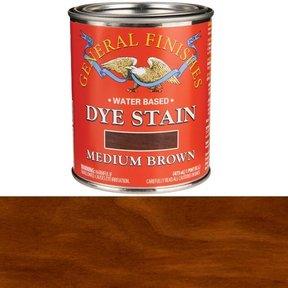Medium Brown Dye Water Based Pint