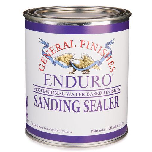 View a Larger Image of Sealer Sanding Enduro Water Based Quart