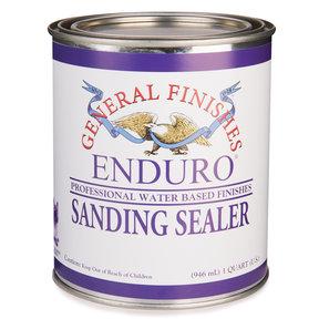 Sealer Sanding Enduro Water Based Quart