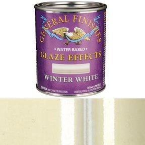 Winter White Glaze Water Based Pint