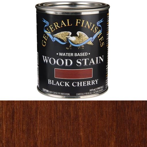 View a Larger Image of Black Cherry Stain Water Based Pint
