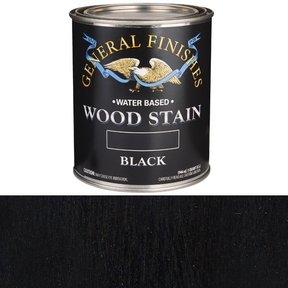 Black Stain Water Based Quart