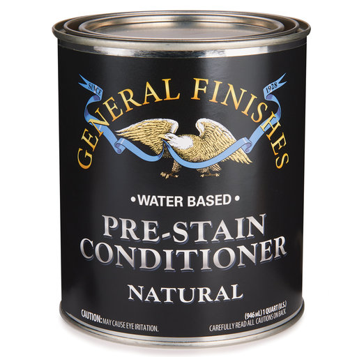View a Larger Image of Natural Stain Water Based Quart